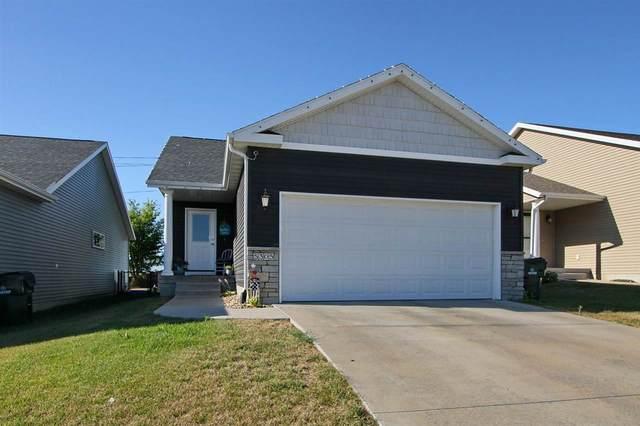 5305 SW Dostal Drive, Cedar Rapids, IA 52404 (MLS #202104705) :: Lepic Elite Home Team