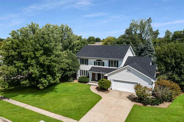 2161 Chad Dr, Coralville, IA 52241 (MLS #202104891) :: Lepic Elite Home Team