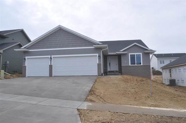 802 Aiden St., Iowa City, IA 52245 (MLS #202104925) :: Lepic Elite Home Team
