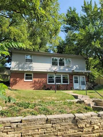518 W Benton Street, Iowa City, IA 52246 (MLS #202104969) :: Lepic Elite Home Team