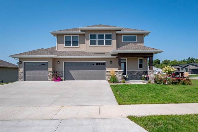 683 Charismatic, Iowa City, IA 52240 (MLS #202105038) :: Lepic Elite Home Team