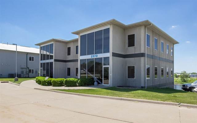 2570 Holiday Road Suite 100, Coralville, IA 52241 (MLS #202105238) :: The Johnson Team