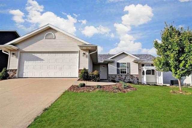 2468 Indigo Dr, Iowa City, IA 52240 (MLS #202105243) :: Lepic Elite Home Team