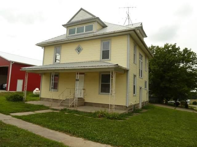 109 N Main Street, Crawfordsville, IA 52621 (MLS #202105306) :: Lepic Elite Home Team