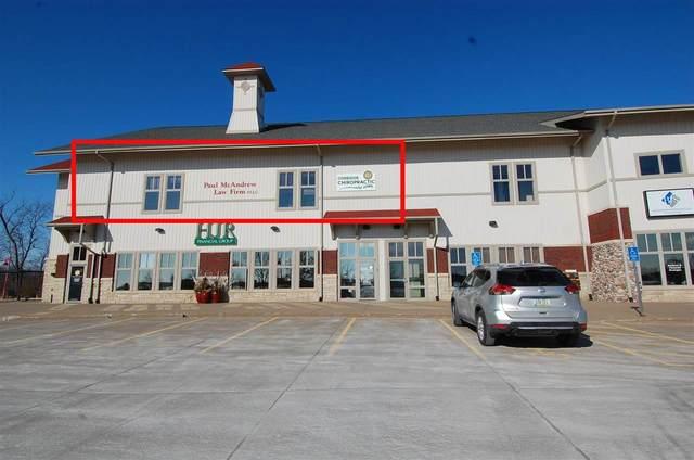 2771 Oakdale Blvd Ste 6, Coralville, IA 52241 (MLS #202105317) :: The Johnson Team