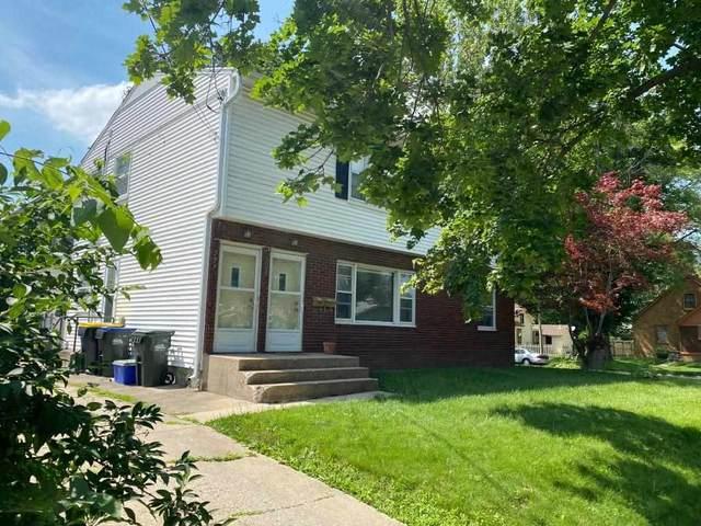 229 N Lucas St, Iowa City, IA 52245 (MLS #202105321) :: Lepic Elite Home Team