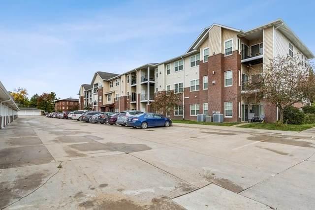 600 Grandview Ct Unit 621, Iowa City, IA 52246 (MLS #202105734) :: The Johnson Team