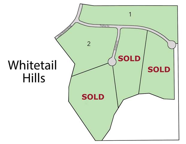 Lot 2 Whitetail Hills Subdivision, Solon, IA 52333 (MLS #202000598) :: Lepic Elite Home Team