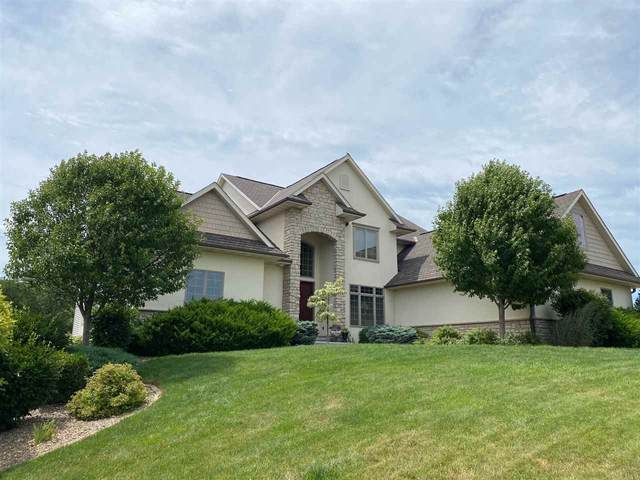 4365 Nutwood Dr Sw, Iowa City, IA 52240 (MLS #202004355) :: The Johnson Team