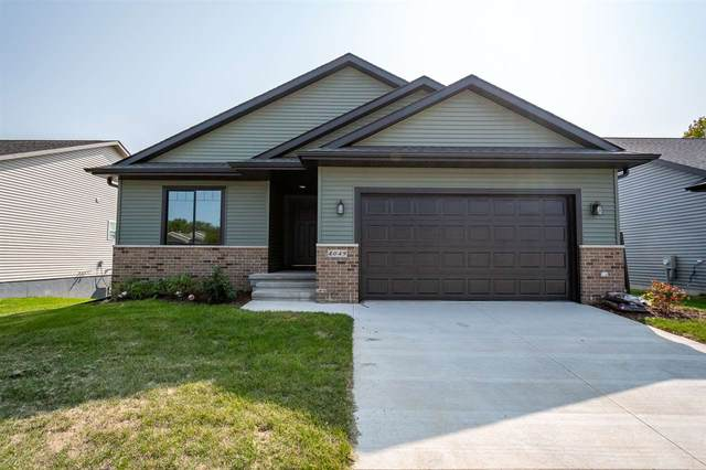 4049 Olivia Ct., Iowa City, IA 52245 (MLS #202005295) :: Lepic Elite Home Team