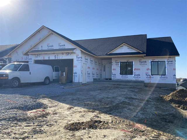 1105 Croell Ave, Tiffin, IA 52340 (MLS #202005302) :: Lepic Elite Home Team