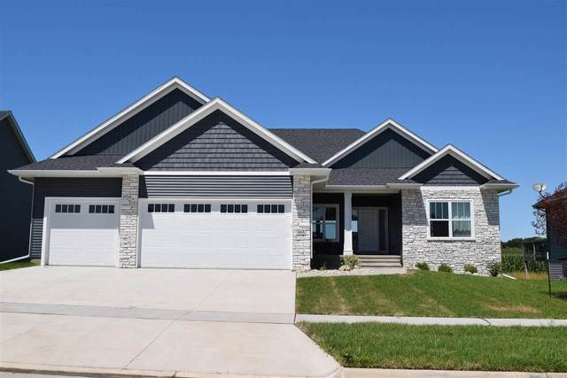 1202 Croell Ave, Tiffin, IA 52340 (MLS #202006428) :: Lepic Elite Home Team