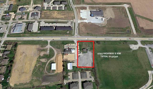 2793 Highway 6 Nw, Tiffin, IA 52340 (MLS #202006902) :: The Johnson Team