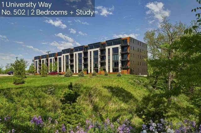 1 University Way No. 502, Iowa City, IA 52246 (MLS #202100035) :: Lepic Elite Home Team
