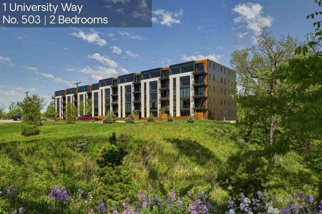 1 University Way No. 503, Iowa City, IA 52246 (MLS #202100036) :: Lepic Elite Home Team