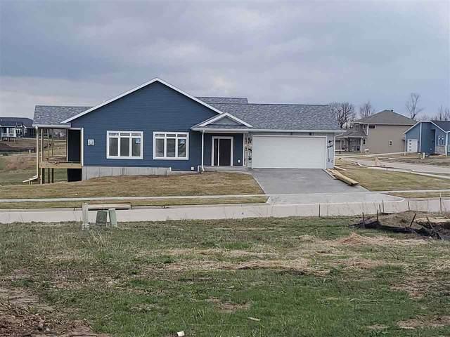 4001 Unbridled Ave., Iowa City, IA 52240 (MLS #202100128) :: The Johnson Team