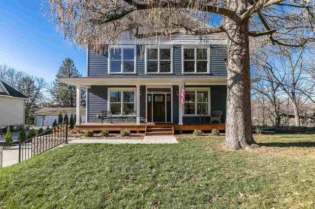 431 Pleasant St, Iowa City, IA 52245 (MLS #202101294) :: The Johnson Team