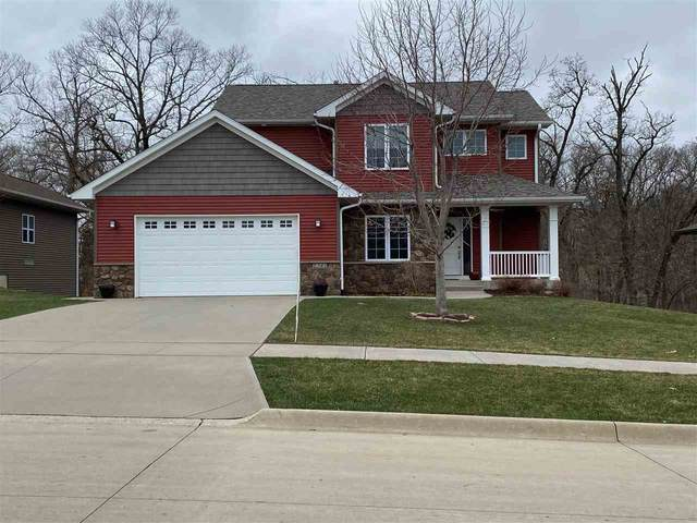 1142 Ryan Cir, Coralville, IA 52241 (MLS #202101764) :: Lepic Elite Home Team