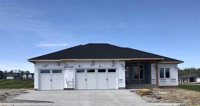 4248 Barbaro Ave, Iowa City, IA 52240 (MLS #202102354) :: The Johnson Team