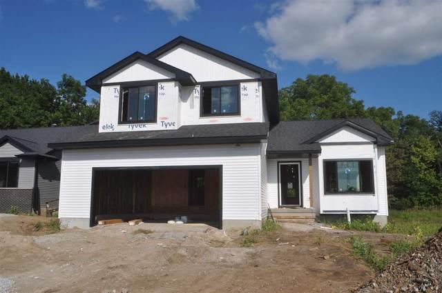 866 Aiden St., Iowa City, IA 52245 (MLS #202102798) :: Lepic Elite Home Team