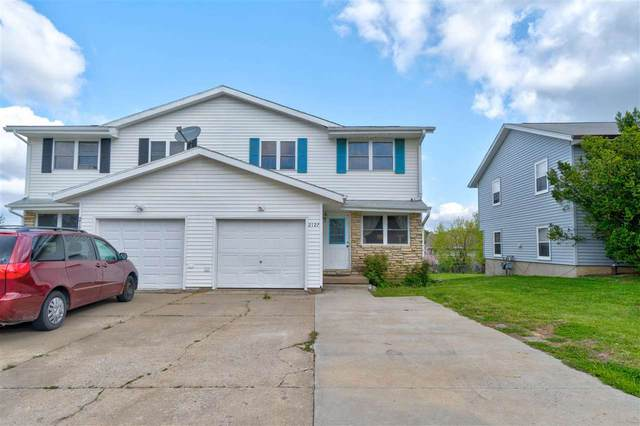 2127 10th St Place, Coralville, IA 52241 (MLS #202102814) :: The Johnson Team