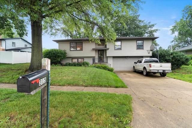 315 Westgate St, Iowa City, IA 52246 (MLS #202104136) :: The Johnson Team