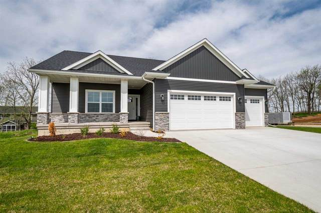 1603 Green Oak Pass, Tiffin, IA 52340 (MLS #202001378) :: The Johnson Team