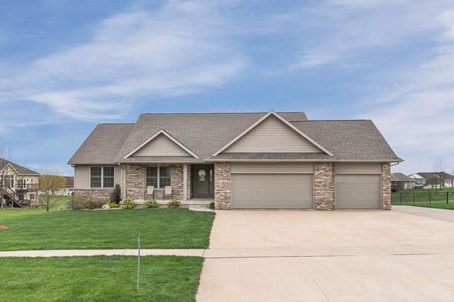 1181 James Ave Ne, Swisher, IA 52338 (MLS #202004245) :: Lepic Elite Home Team
