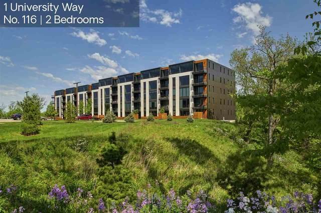 1 University Way No. 116, Iowa City, IA 52246 (MLS #202100018) :: Lepic Elite Home Team