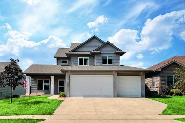 775 Mccollister Ct, Iowa City, IA 52240 (MLS #202104067) :: Lepic Elite Home Team
