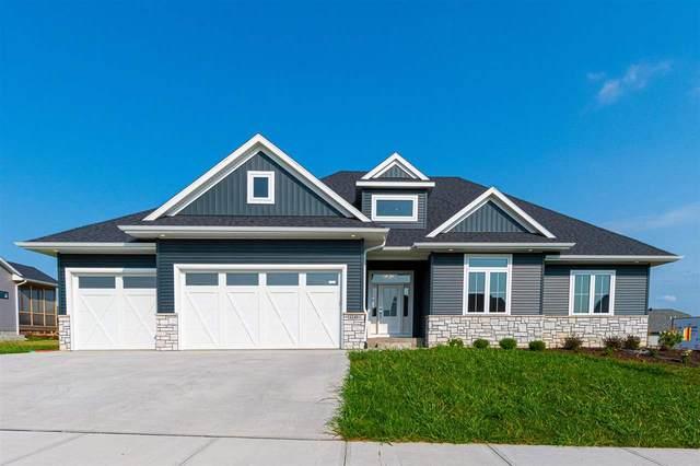 1249 Ava Cir, Iowa City, IA 52246 (MLS #202100542) :: Lepic Elite Home Team