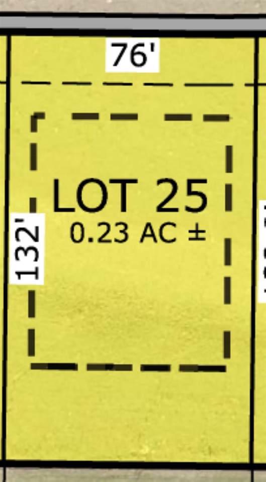 Lot 25 Greenbelt Trail Subdivsion, North Liberty, IA 52317 (MLS #20195712) :: Lepic Elite Home Team