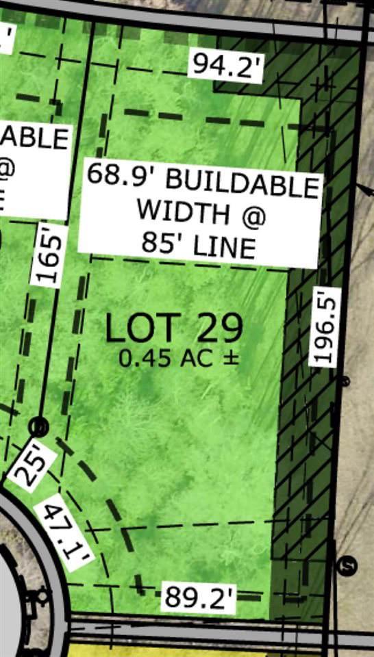 Lot 29 Greenbelt Trail Subdivsion, North Liberty, IA 52317 (MLS #20195716) :: Lepic Elite Home Team