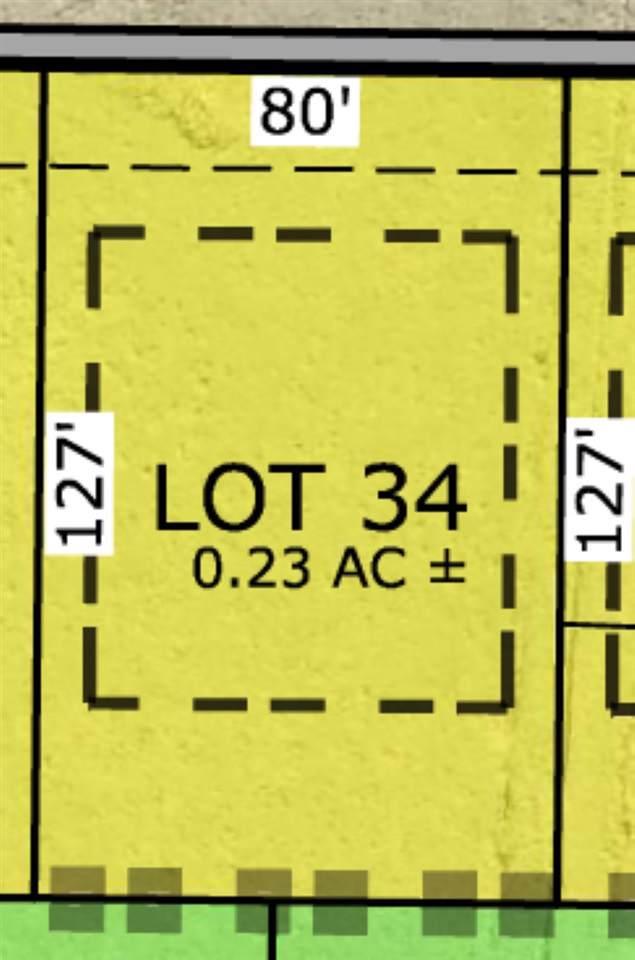 Lot 34 Greenbelt Trail Subdivsion, North Liberty, IA 52317 (MLS #20195721) :: Lepic Elite Home Team