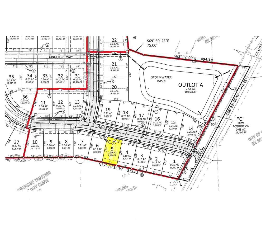 Lot Lot 5 Northern Heights - Photo 1