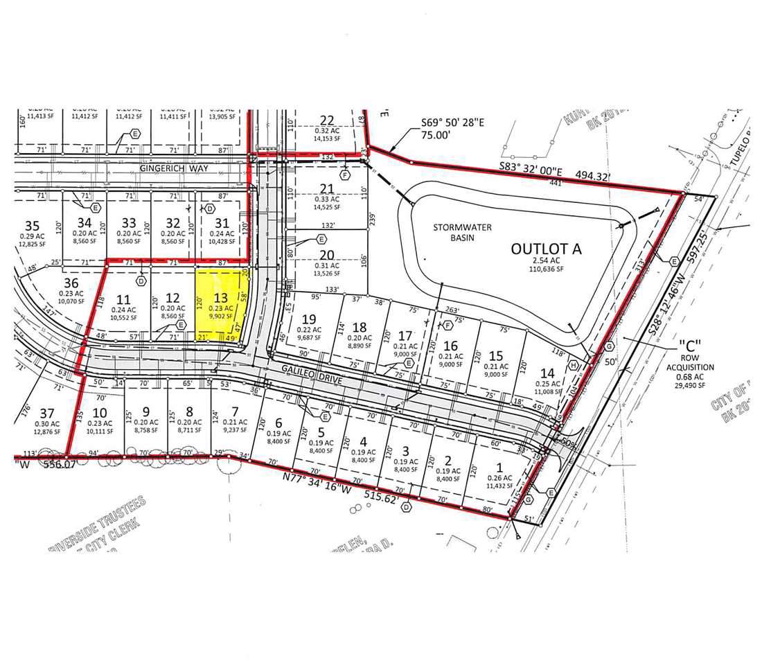 Lot Lot 13 Northern Heights - Photo 1
