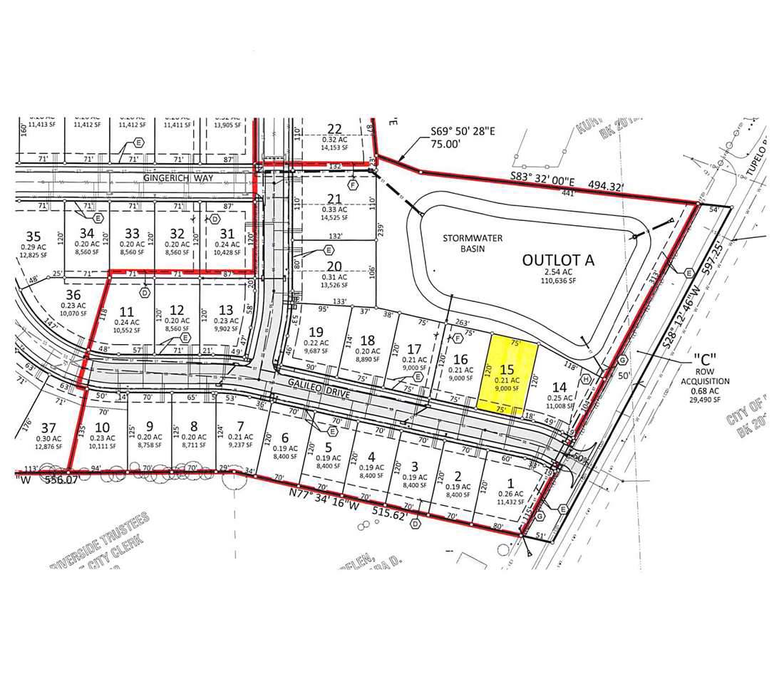 Lot Lot 15 Northern Heights - Photo 1