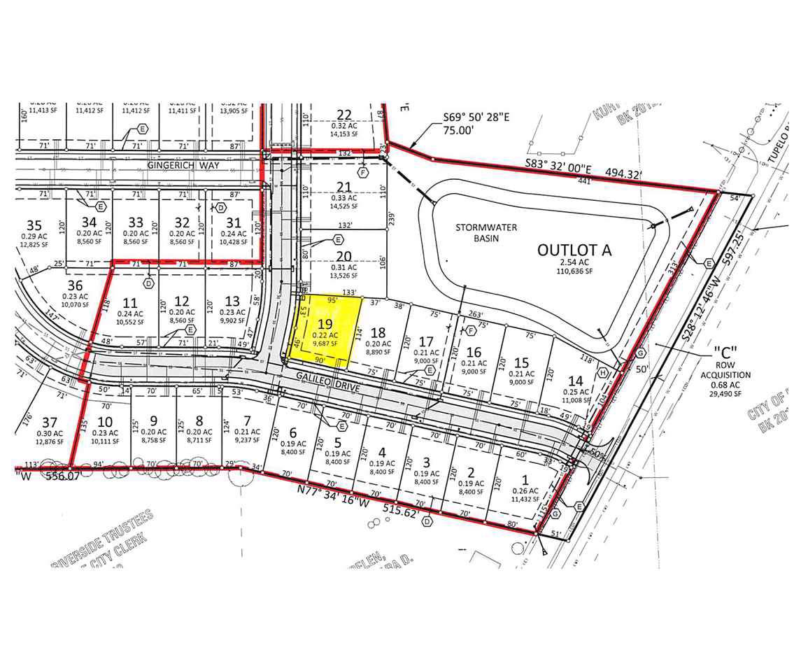 Lot Lot 19 Northern Heights - Photo 1