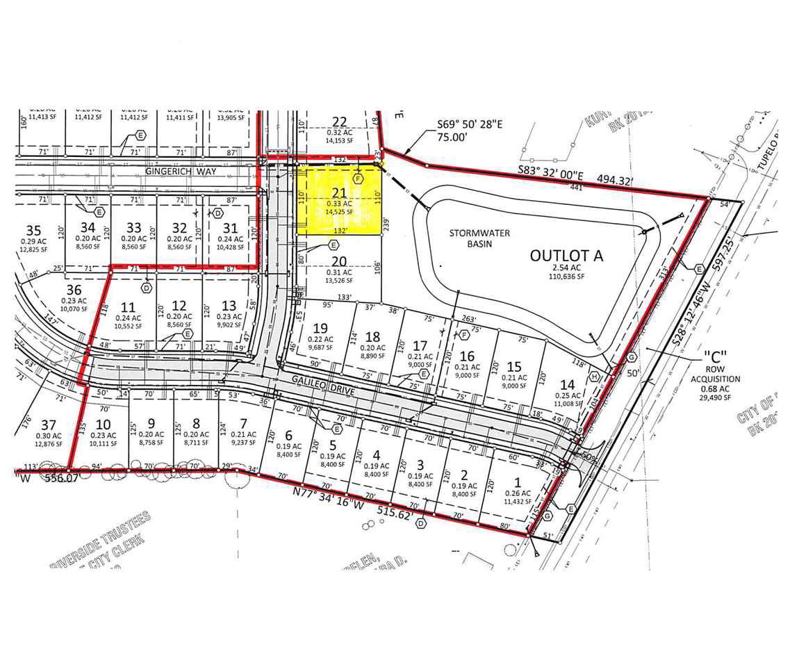 Lot Lot 21 Northern Heights - Photo 1