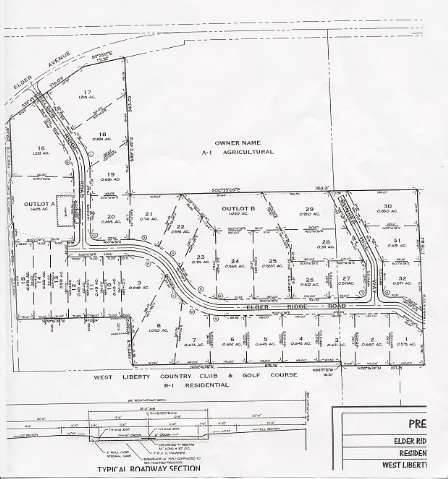 LT 9 Elder Ridge Part 3, West Liberty, IA 52776 (MLS #202002519) :: Lepic Elite Home Team