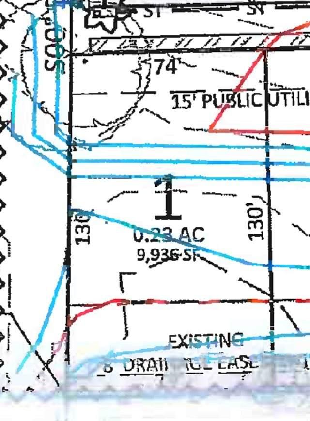 Lot 1 Loethen Ridge Estates, West Branch, IA 52358 (MLS #202006196) :: Lepic Elite Home Team