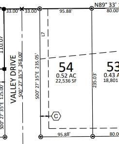 Lot 54 Ridgeway Heights - Part 2, Tiffin, IA 52340 (MLS #202102258) :: The Johnson Team