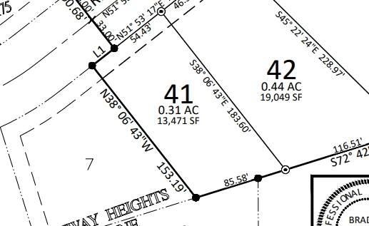 Lot 41 Ridgeway Heights - Part 2, Tiffin, IA 52340 (MLS #202102261) :: The Johnson Team