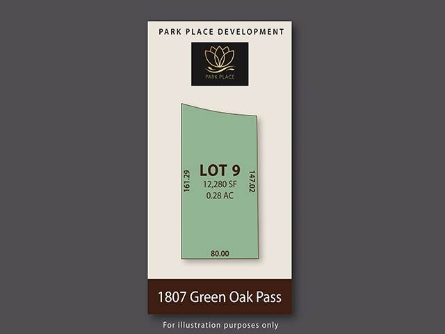 1807 Green Oak Pass - Photo 1
