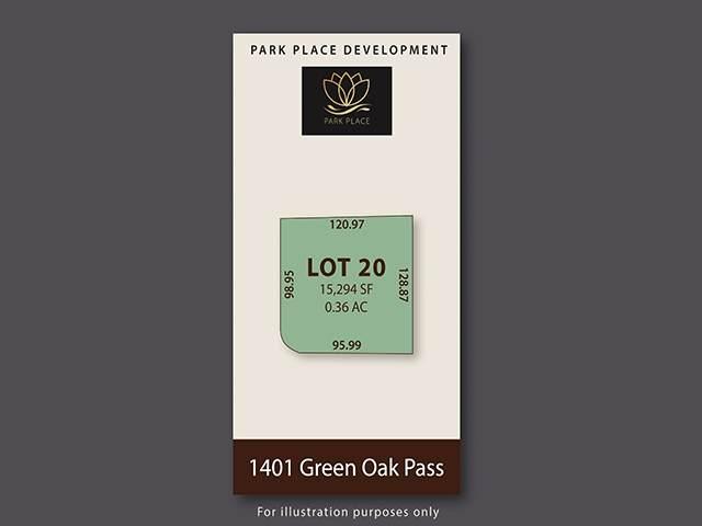 1401 Green Oak Pass - Photo 1
