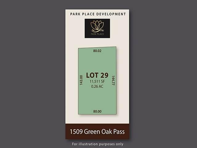1509 Green Oak Pass - Photo 1