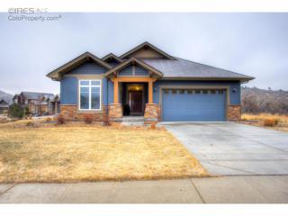 400 Carter Dr, Lyons, CO 80540 (MLS #810215) :: 8z Real Estate