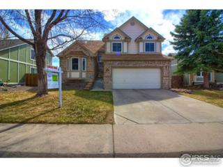 12474 W 85th Ave, Arvada, CO 80005 (#814893) :: The Peak Properties Group