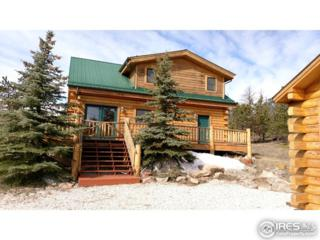 2987 Tiny Bob Rd, Red Feather Lakes, CO 80545 (MLS #814947) :: Colorado Home Finder Realty