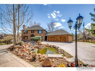 10398 W 81st Ave, Arvada, CO 80005 (#814948) :: The Peak Properties Group